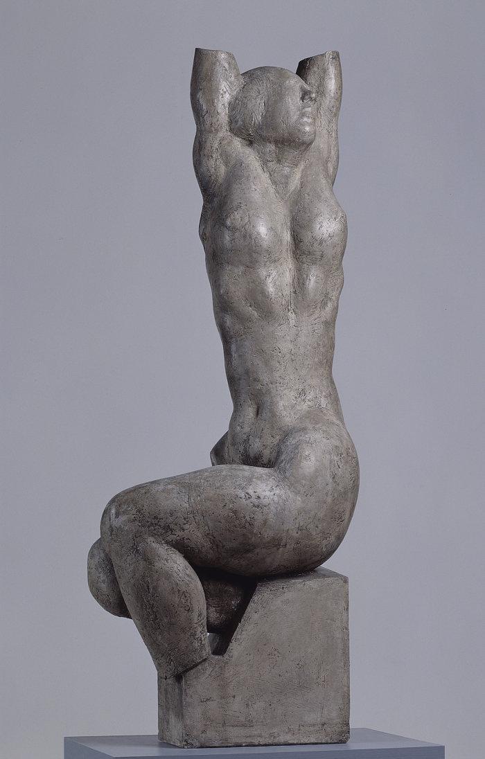 Wieland Forster Skulpturen Und Zeichnungen Kunstmuseen Erfurt